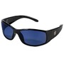 Kimberly-Clark Professional* Smith & Wesson® Elite* Black Safety Glasses With Blue Mirror/Hard Coat Lens