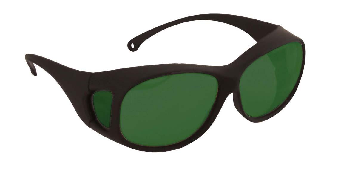 ce57b243f6 Kimberly-Clark Professional  Jackson Safety  OTG  Black Safety Glasses With  IRUV Shade