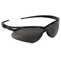 Kimberly-Clark Professional* Jackson Safety* Nemesis* Black Safety Glasses With Smoke Anti-Fog/Hard Coat Lens