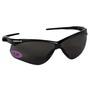 Kimberly-Clark Professional* Jackson Safety* Nemesis* 1.5 Black Safety Glasses With Smoke Hard Coat Lens
