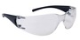 Kimberly-Clark Professional* Jackson Safety* Element* Black Safety Glasses With Clear Indoor-Outdoor/Uncoated Lens