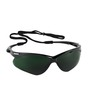 Kimberly-Clark Professional* Jackson Safety* Nemesis* Black Safety Glasses With IRUV Shade 5 Hard Coat Lens