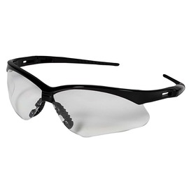 Kimberly-Clark Professional* Jackson Safety* Nemesis* Black Safety Glasses With Clear Hard Coat Lens