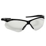 Kimberly-Clark Professional* Jackson Safety* Nemesis* 1.5 Black Safety Glasses With Clear Hard Coat Lens