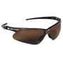 Kimberly-Clark Professional* Jackson Safety* Nemesis* Brown Safety Glasses With Brown Polarized/Hard Coat Lens