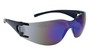 Kimberly-Clark Professional* Jackson Safety* Element* Black Safety Glasses With Blue Mirror Lens