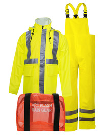 National Safety Apparel® Medium Fluorescent Yellow 30