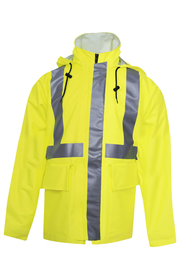 National Safety Apparel® Large Fluorescent Yellow 30