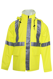 National Safety Apparel® Small Fluorescent Yellow 30