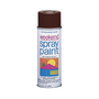 Krylon® Products Group 16 Ounce Aerosol Can Chocolate Brown Krylon® Weekend® Economy Acrylic Enamel Paint