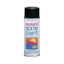 Krylon® Products Group 16 Ounce Aerosol Can Black Krylon® Weekend® Economy Acrylic Enamel Paint (6 Per Case)