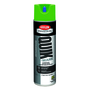 Krylon Industrial 20 Ounce Aerosol Can Flat Fluorescent Neon Green Quik-Mark™ Solvent-Based Inverted Marking Paint