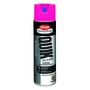 Krylon Industrial 20 Ounce Aerosol Can Flat Fluorescent Hot Pink Quik-Mark™ Solvent-Based Inverted Marking Paint