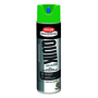 Krylon Industrial 20 Ounce Aerosol Can Flat APWA Green Quik-Mark™ Solvent-Based Inverted Marking Paint