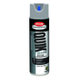 Krylon Industrial 20 Ounce Aerosol Can Flat Silver Quik-Mark™ Solvent-Based Inverted Marking Paint