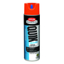 Krylon Industrial 20 Ounce Aerosol Can Flat Fluorescent Red/Orange Quik-Mark™ Water-Based Inverted Marking Paint