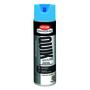 Krylon Industrial 20 Ounce Aerosol Can Flat Fluorescent Blue Quik-Mark™ Solvent-Based Inverted Marking Paint