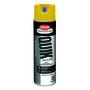Krylon Industrial 20 Ounce Aerosol Can Flat APWA Safety Yellow Quik-Mark™ Solvent-Based Inverted Marking Paint