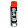 Krylon Industrial 20 Ounce Aerosol Can Flat Fluorescent Red/Orange Quik-Mark™ Solvent-Based Inverted Marking Paint