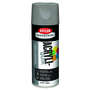 Krylon Industrial 16 Ounce Aerosol Can High Gloss Smoke Gray Acryli-Quik™ Acrylic Lacquer