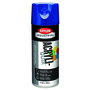 Krylon Industrial 16 Ounce Aerosol Can High Gloss True Blue (Oshawa Safety Blue) Acryli-Quik™ Acrylic Lacquer