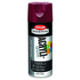 Krylon Industrial 16 Ounce Aerosol Can High Gloss Cherry Red Acryli-Quik™ Acrylic Lacquer