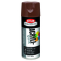 Krylon Industrial 16 Ounce Aerosol Can High Gloss Leather Brown Acryli-Quik™ Acrylic Lacquer
