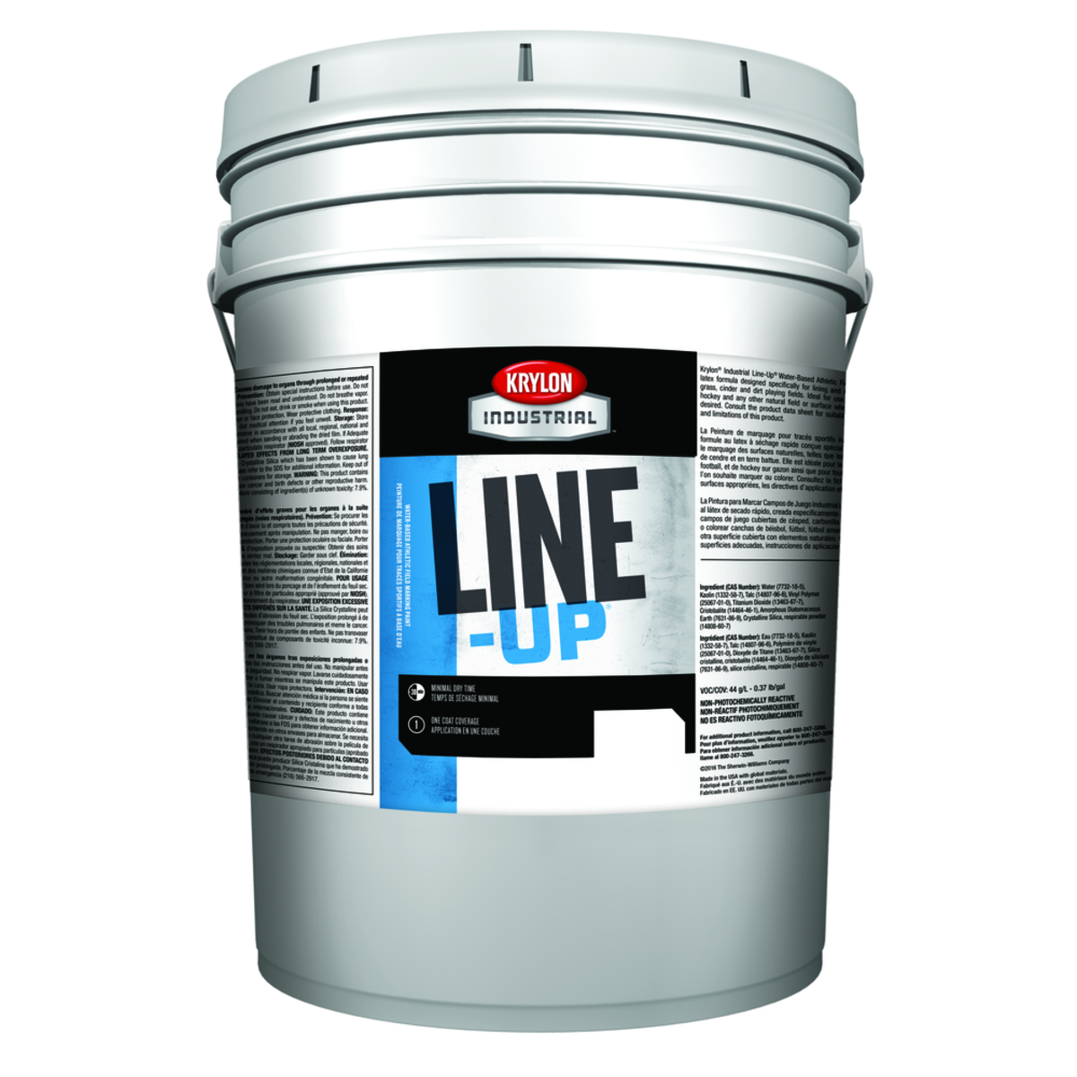 White Athletic Field Marking Paint