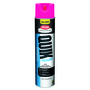 Krylon Industrial 25 Ounce Aerosol Can Flat Fluorescent Pink Quik-Mark™ Tallboy™ Water-Based Inverted Marking Paints