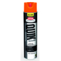 Krylon Industrial 25 Ounce Aerosol Can Flat Fluorescent Orange Quik-Mark™ Tallboy™ Solvent-Based Inverted Marking Paints