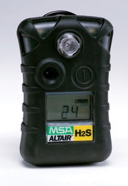 msa altair co detector manual