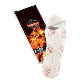 Ergodyne® White Iron Powder Foot Warming Pack