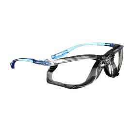 3M™ Virtua™ Clear Safety Glasses With Clear Anti-Fog Lens