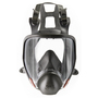 3M™ Medium 6000 Series Full Face Air Purifying Respirator