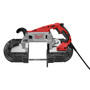 Milwaukee® 120 V 11 A 380 SFPM Corded Deep Cut Variable Speed Band Saw Kit With Carrying Case (Includes Deep Cut Variable Speed Band Saw)