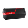 Milwaukee® M12™ Red And Black Wireless Jobsite Speaker