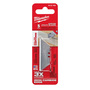Milwaukee® 5 Gray Metal Utility Knife Blades