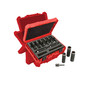 Milwaukee® 9 Black Proprietary Steel Deep Well Socket Set
