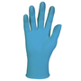 Kimberly-Clark Professional* Large Blue KleenGuard* G10 6 mil Nitrile Powder-Free Disposable Gloves (100 Gloves Per Box)