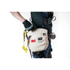 3M™ Canvas DBI-SALA® Pouch With Zipper
