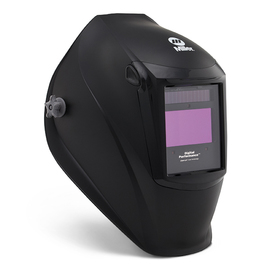 Miller® Digital Performance™ Black Welding Helmet Variable Shades 3, 5 - 13 Auto Darkening Lens