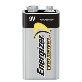 Energizer® 9 Volt/Industrial Alkaline Battery (12 Per Package) | Tuggl