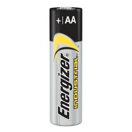 Energizer® 1.5 Volt/AA/Industrial Alkaline Battery (4 Per Package)