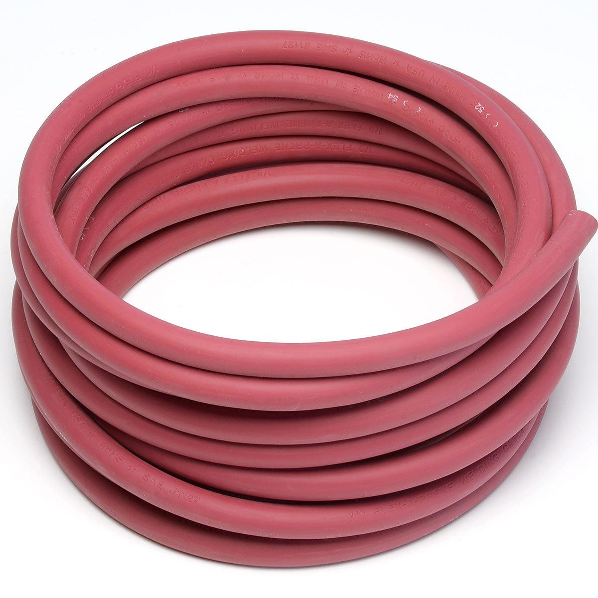 Airgas - DIRFP2151 - Direct Wire & Cable 2/0 Red Flex-A-Prene ...