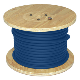 Direct Wire & Cable 2/0 Blue Flex-A-Prene Welding Cable 250' Reel