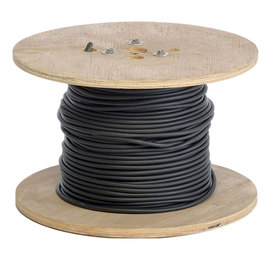 Direct Wire & Cable 6/3 Black Welding Cable 250' Reel