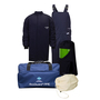 National Safety Apparel® X-Large Navy UltraSoft® 40 cal/cm² Flame Resistant Arc Flash Kit