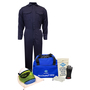 National Safety Apparel® 2X Navy UltraSoft® 8 cal/cm² Flame Resistant Arc Flash Kit