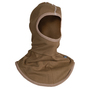 National Safety Apparel® One Size Fits Most Khaki Modacrylic Blend Rib Knit 12 cal/cm² Flame Resistant Balaclava