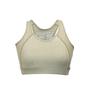 National Safety Apparel® Large Tan Modacrylic Blend 4.0 cal/cm² Flame Resistant Sports Bra